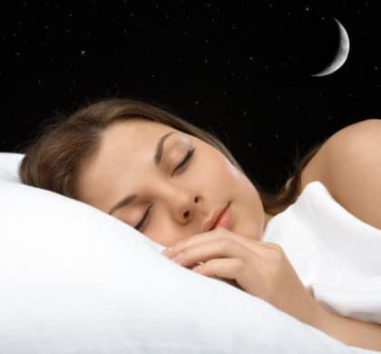 Нощното осветление води до проблеми със съня