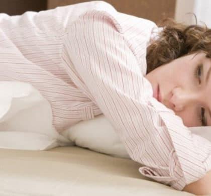 Срещу безсъние – не мислете за причините!
