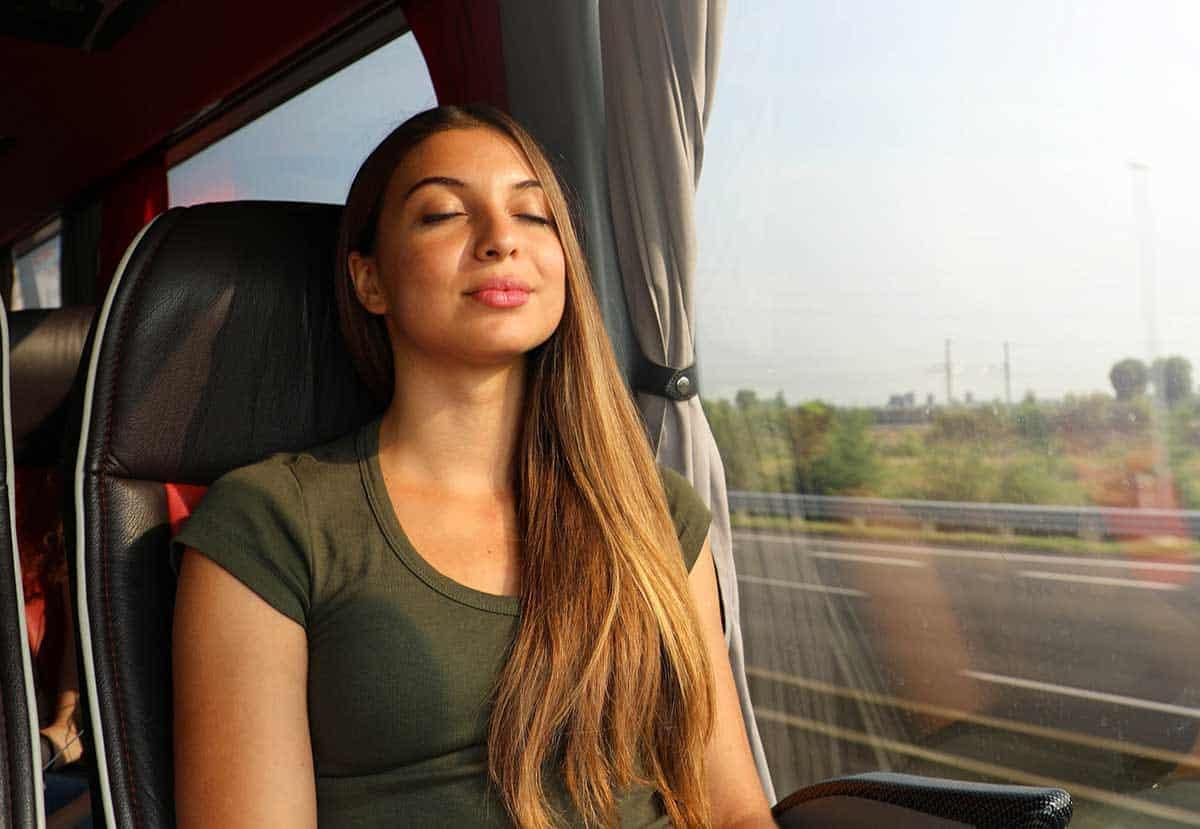Съвети, които ще ви осигурят нормален сън при пътуване