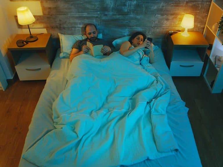 Проблеми със съня при пълнолуние – наистина ги има