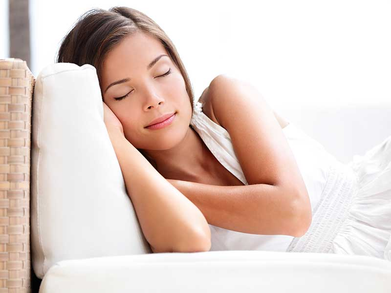 подобряване на качеството на съня